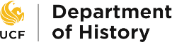 UCF History department logo